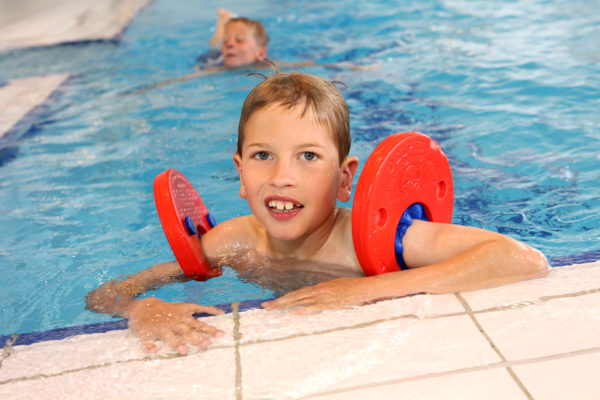 Sommerferien Seepferdchen Intensivkurs blu